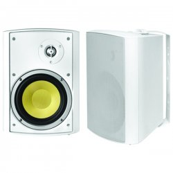 "BIC America / Acoustech - VK6IO - Bic Venturi Vk6io 6.5"" Kevlar® Series Indoor/outdoor Speakers With Mounting Brackets"