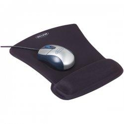 Belkin / Linksys - F8E262-BLK - Belkin WaveRest Series Gel Mouse Pad - Black