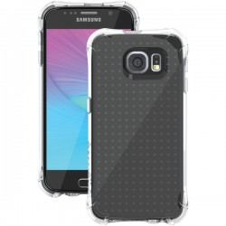 Ballistic Case - JW3810-A53N - Jewel Case for Samsung Galaxy S6 in Clear