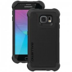 Ballistic Case - TJ1587-A06N - Tough Jacket for Samsung Galaxy S6 in Black