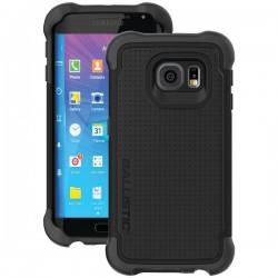 Ballistic Case - TJ1613-A06N - Tough Jacket for Galaxy S6 Edge in Black