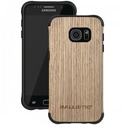 Ballistic Case - UT1688-B21N - Urbanite Select Case Samsung GS7 WH Ash Wood