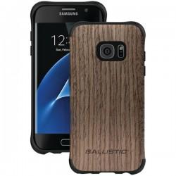 Ballistic Case - UT1689-B20N - Urbanite Select Case Samsung GS7e Dark Ash Wood