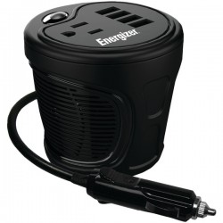 Energizer - NE120 - Energizer EN120 120 Watt Cup Inverter