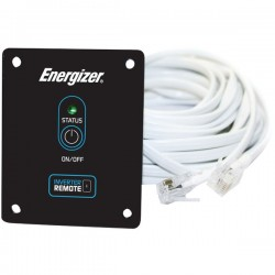 Energizer - ENR100 - Energizer EN4R100 On/Off remote control for Power inverters