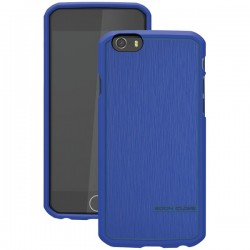 Body Glove - 9448801 - Body Glove Satin iPhone 6 - iPhone 6 - Blueberry - Textured - Satin, Brushed Aluminum, High Gloss
