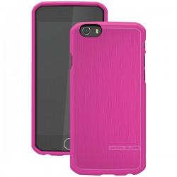 Body Glove - 9448901 - Body Glove Satin iPhone 6 - iPhone 6 - Raspberry - Textured - Satin, Brushed Aluminum, High Gloss