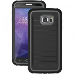 Body Glove - 9490802 - Body Glove ShockSuit Galaxy S6 - Smartphone - Black, Charcoal