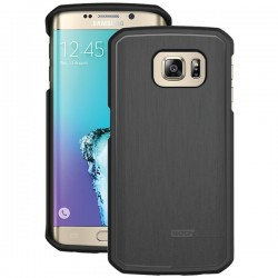 Body Glove - 9521801 - Satin Case for Samsung Galaxy S6 edge+ in Black