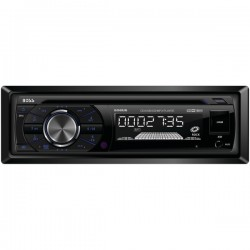 Boss Audio Systems - 506UA - BOSS AUDIO 506UA Single-DIN CD/MP3 Player, Receiver, Wireless Remote - Plays   MP3/CD/USB/SD CD?R/RW Audio