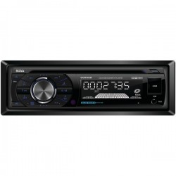 Boss Audio Systems - 508UAB - BOSS AUDIO 508UAB Single-DIN CD/MP3 Player, Receiver, Bluetooth, Wireless Remote - Plays   MP3/CD/USB/SD CD?R/RW Audio