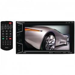 Boss Audio Systems - BV9358B - Boss Audio BV9358B Car DVD Player - LCD - Plays   CD R/RW, DVD R/RW, MP3/DVD/CD/USB/SD