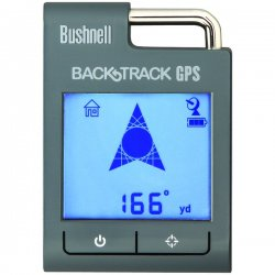 Bushnell - 360100 - Bushnell Backtrack Point-3 Steel Grey GPS Digital Compass, EA