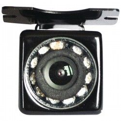 Boyo - VTB689IR - BOYO Vision VTB689IR Bracket-Mount Type Camera with Night Vision