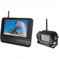 Boyo - VTC700R - BOYO Vision VTC700R 7 2.4GHz Digital Wireless Rearview System