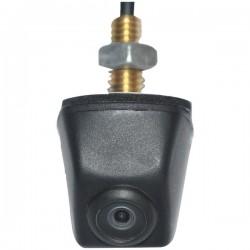 Boyo - VTK230HD - BOYO Vision VTK230HD Mini Lip-Mount 170deg Camera with Parking-Guide Line