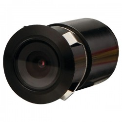 Boyo - VTK301HD - BOYO Vision VTK301HD Keyhole-Type Night Vision Camera with Parking-Guide Line