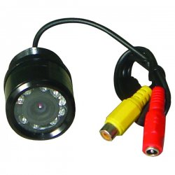 Boyo - VTK350 - BOYO Vision VTK350 120deg Keyhole-Type Night Vision Camera