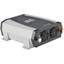 Cobra Electronics - CPI2590 - Cobra Professional 2500 Watt Power Inverter - Input Voltage: 12 V DC - Output Voltage: 120 V AC - Continuous Power: 2500 W