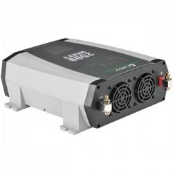 Cobra Electronics - CPI2590 - Cobra Professional 2500 Watt Power Inverter - Input Voltage: 12 V DC - Output Voltage: 120 V AC - Continuous Power: 2500 W