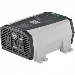 Cobra Electronics - CPI890 - Cobra Compact 800 Watt Power Inverter - Input Voltage: 12 V DC - Output Voltage: 120 V AC - Continuous Power: 800 W