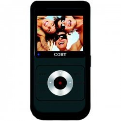 Coby - CAM4505 - Coby SNAPP CAM4505 Digital Camcorder - 2 LCD - CMOS - 4x Digital Zoom - 32 MB Flash Memory - USB - Flash Memory, Memory Card
