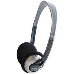 Coby - CVH42 - Coby CV-H42 Stereo Headphone - Stereo - Mini-phone - Wired - Over-the-head - Binaural - Circumaural