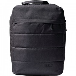 Cocoon Innovations - CBP3850CH - Cocoon Tech Carrying Case (Backpack) for 16, Notebook - Charcoal - Water Resistant - Ballistic Nylon - Handle, Shoulder Strap - 17.8 Height x 12.8 Width x 5 Depth