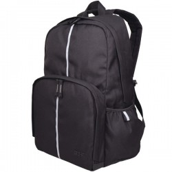 Cocoon Innovations - CBP3851BK - Cocoon Elementary Carrying Case (Backpack) for 15.6, Notebook - Black - Water Resistant - Ballistic Nylon - Shoulder Strap - 17.2 Height x 11.5 Width x 7 Depth