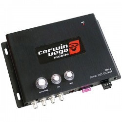 Cerwin Vega - CVM-SS3 - CERWIN-VEGA MOBILE CVM-SS3 Deluxe Car Audio Party-Pack Sound System