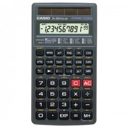 Casio - FX260SLR - Casio FX-260Solar Scientific Calculator - Automatic Power Down, Sign Change, Protective Hard Shell Cover - 1 Line(s) - 12 Digits - Solar Powered - 1 x 6 x 9.5