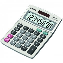 Casio - MS80S - Casio MS-80S Tax and Currency Calculator (Each)
