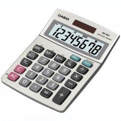 Casio - MS-80S-S-IH - Casio MS-80S-S-IH Desktop Basic Calculator - 8 Digits