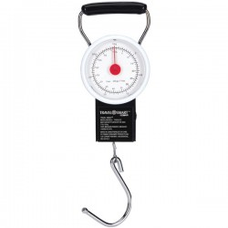 Conair - TS602LS - Travel Smart Luggage Scale and Tape Measure - 77 lb / 35 kg Maximum Weight Capacity