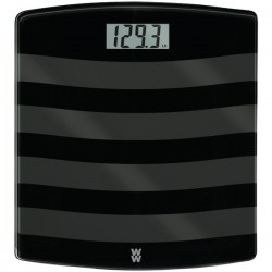Conair - WW24BLY - Conair(R) WW24BLY Digital Painted Glass Scale (Black)