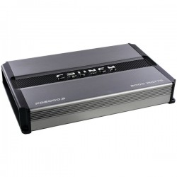 Maxxsonics - PD 2000.2 - Crunch(R) PD 2000.2 POWER DRIVE 2-Channel Bridgeable Class AB Amp (2, 000 Watts max)