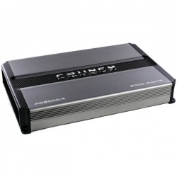 Maxxsonics - PD 2000.4 - Crunch(R) PD 2000.4 POWER DRIVE 4-Channel Pro Power Bridgeable Class AB Amp (2, 000 Watts max)