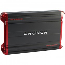 Maxxsonics - PZX1800.2 - Crunch(R) PZX1800.2 POWERZONE 2-Channel Class AB Amp (1, 800 Watts)