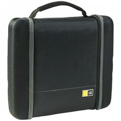 Case Logic - DE6277 - Black External Hard Drive Case