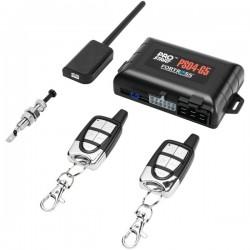 Crime Stopper - PS04G5 - CrimeStopper(TM) PS04G5 Pro Start PS04-G5 1-Way Remote-Start & Keyless-Entry System with Trunk Pop