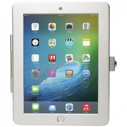 CTA Digital - PAD-SWE - CTA Digital Wall Mount for iPad Air, iPad Pro, iPad - 9.7 Screen Support - Silver