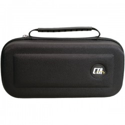 CTA Digital - SWI-HTC - CTA Digital Carrying Case for Accessories, Cable, Switch, Memory Card, Game Cartridge, Gaming Controller - Impact Resistance - Ethylene Vinyl Acetate (EVA) - Textured - Handle