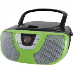 Osram - SRCD1025-TEAL - Sylvania SRCD1025-TEAL Portable CD Radio Boom Box (Teal)