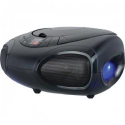 Osram - SRCD1368BT - Sylvania SRCD1368BT Bluetooth(R) Portable CD Boom Box with LED Light