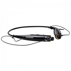 Osram - SBT129-BLACK - SYLVANIA(R) SBT129-BLACK Bluetooth(R) Sport Headphones with Microphone