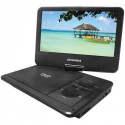 Osram - SDVD9321 - SYLVANIA(R) SDVD9321 9 Swivel-Screen Portable DVD & Media Player with 4-Hour Battery