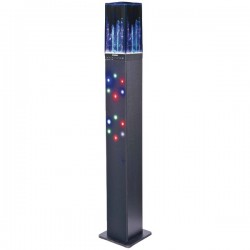 Osram - SP349 - Sylvania SP349 Water Dancing Bluetooth(R) Tower Speaker