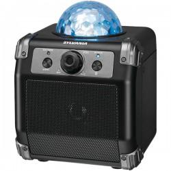 Osram - SP613 - Sylvania SP613 Disco Ball Bluetooth(R) Portable Speaker
