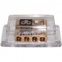 db Link - GB01 - DB LINK GB01 Gold 0-Gauge Ground Block