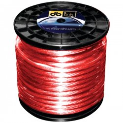 db Link - PW8R250Z - db Link Standard Power Cord - Red